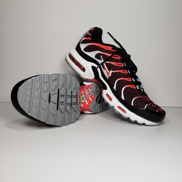 Nike Shoes | New Air Max Plus Hot Lava Mens Size 9 | Poshmark